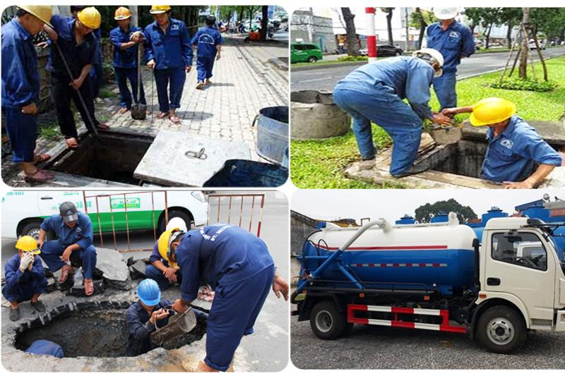 Công ty hút bể phốt tại Hà Tĩnh